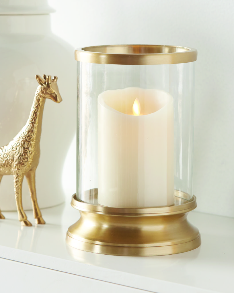 15 Beautiful Home Decorating Ideas With Flameless Candles