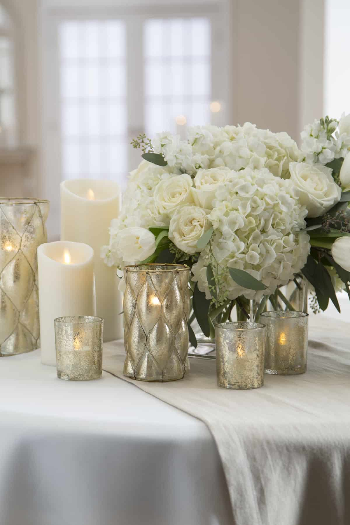 Flameless Candles For Wedding Reception 9 Awesome Ideas